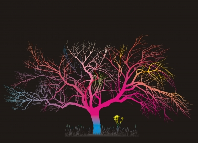 spreading tree